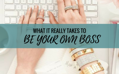 What It Really Takes to Be Your Own Boss