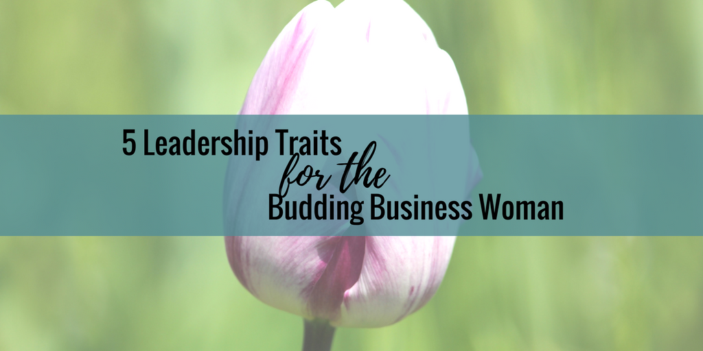 5 Leadership Traits for the Budding Business Woman
