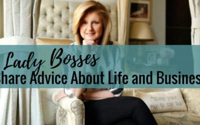 10 Lady Bosses Share Advice About Life and Business