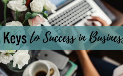 5 Keys to Success in Business