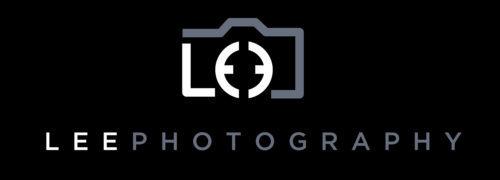 LEE PHOTOGRAPHY_logo fondo negro