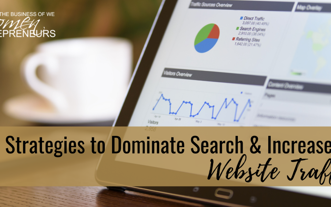 SEO Strategies to Dominate Search & Increase Website Traffic