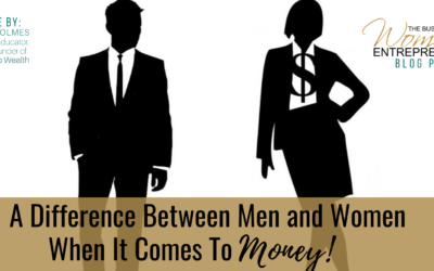 A Difference Between Men and Women When It Comes To Money